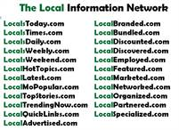 Localzz- The Local Information Network