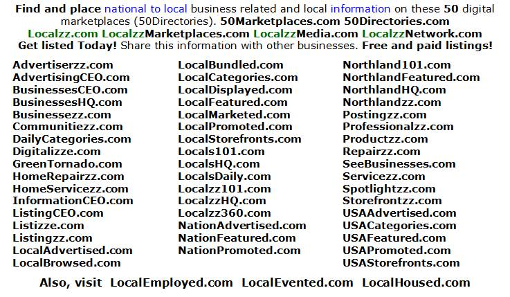 Localzz Marketplaces and Media